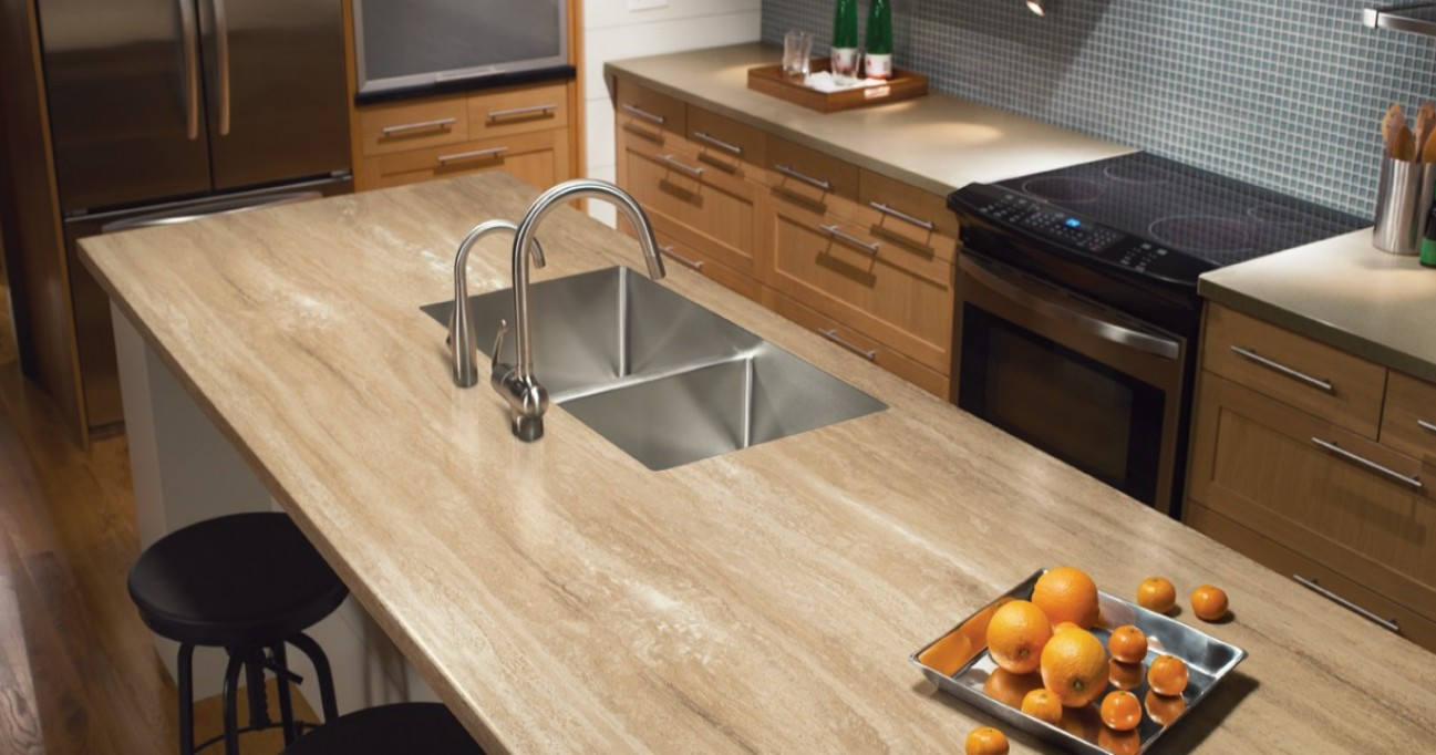 The Countertop Outlet Custom Laminate Countertops Postformed Kitchen
