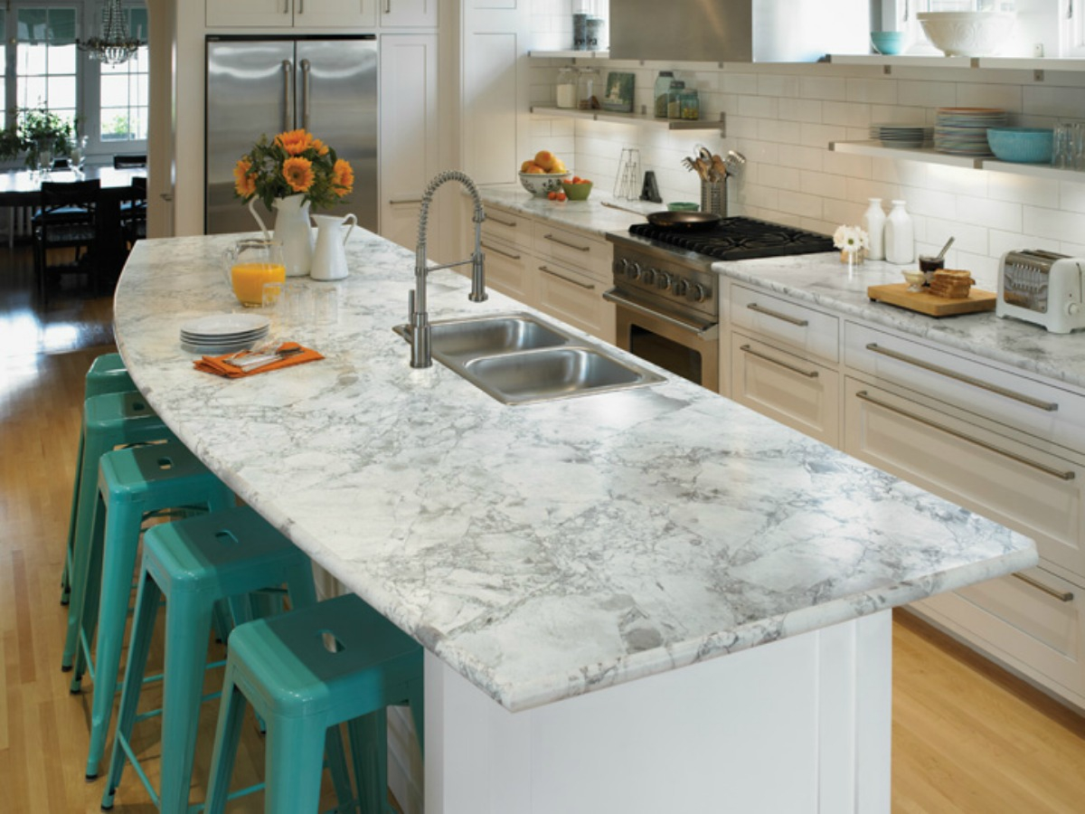of laminate costs travertine formica plus countertops and pros kitchen cost countertop cons prices silver top